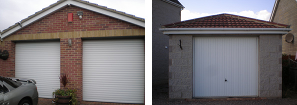 Garages - Norton Construction