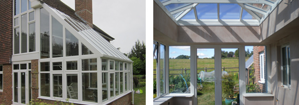 Orangeries - Norton Construction