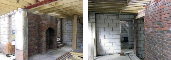 House Alterations - Norton Construction