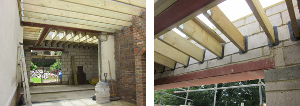 Structural Steelworks - Norton Construction